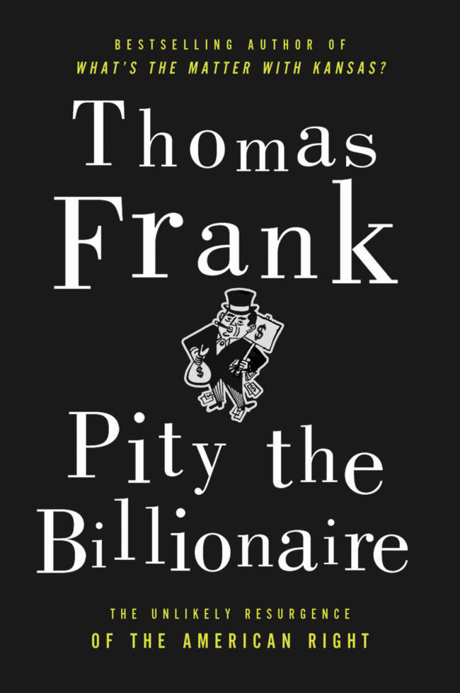 Pity The Billionaire